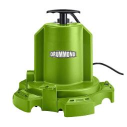 1/8 HP Multi-Use Submersible Utility Pump 1575 GPH