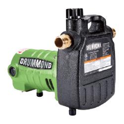 Drummond 1/2 HP Cast Iron Transfer Pump 1525 GPH
