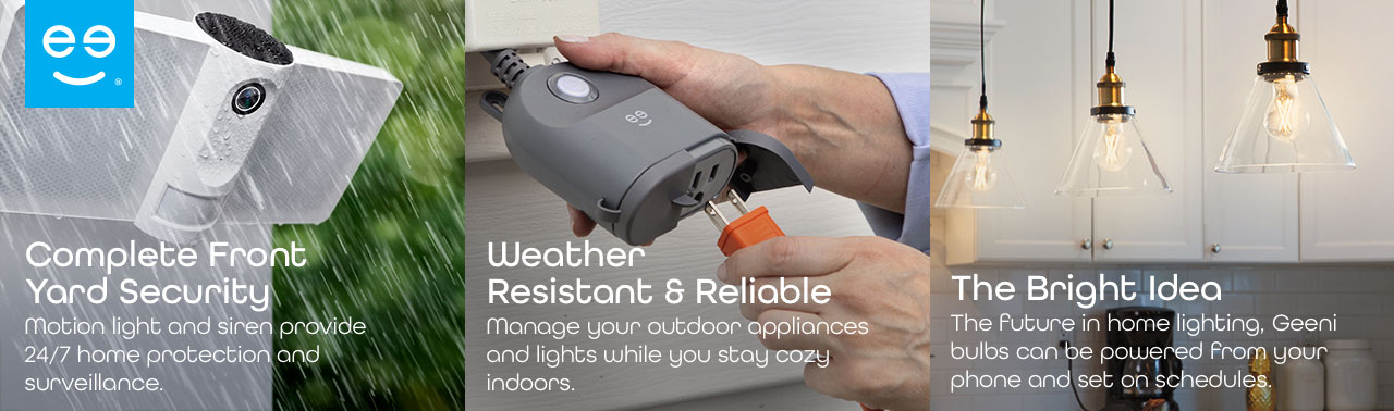 Geeni Smart Home, Outdoor Timer For Lights Harbor Freight
