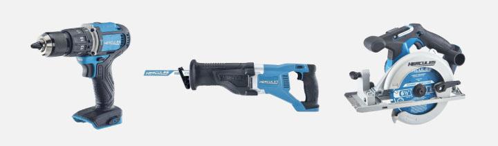 Any 20v or 12v Tool