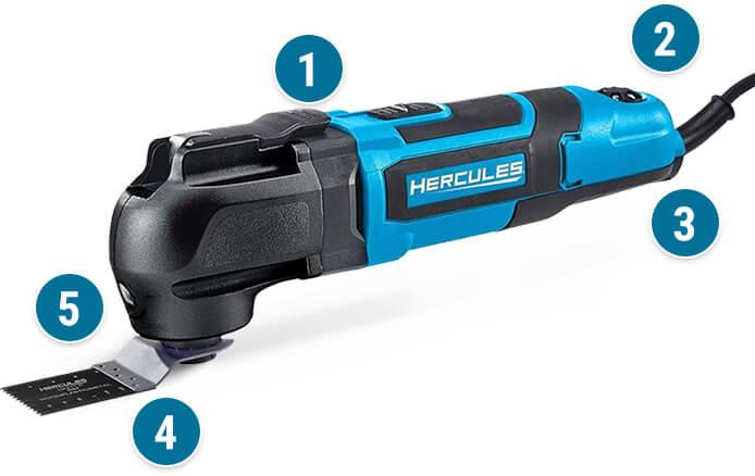 Hercules Multi-tool 56214