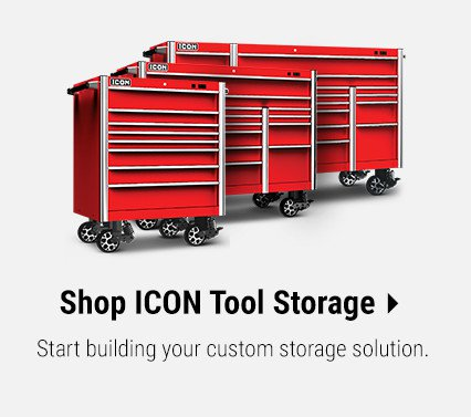 Shop ICON Tool Storage