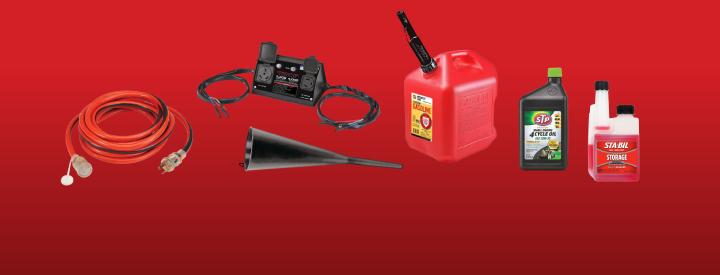 Shop Generator Accessories