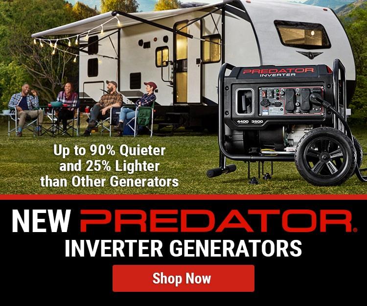 PREDATOR - Inverter Generators