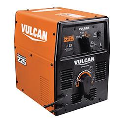 Vulcan Commander™ Stick Industrial Welder 225A AC / 150A DC, 230 Volt Input - 63620
