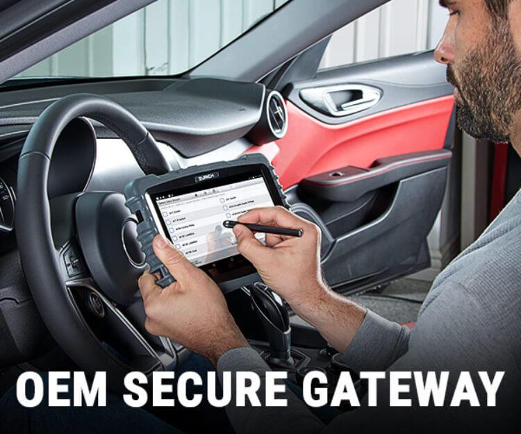 Zurich OEM Secure Gateway