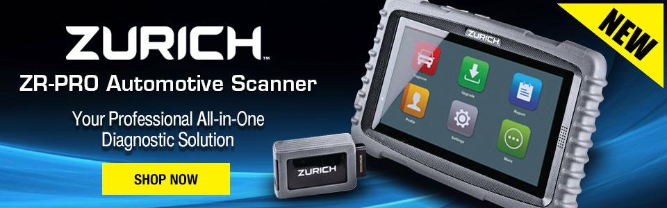 Zurich ZR-Pro Automotive Scanner